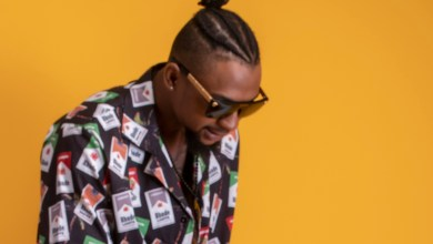 Photo of Afrobeats singer, Goldfish releases new single