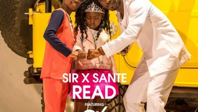 Photo of Audio: Read by Sir & Sante feat. Okyeame Kwame