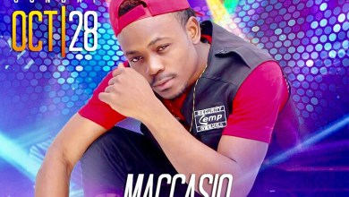 Maccasio to rock Bukom Arena with Total Shutdown concert