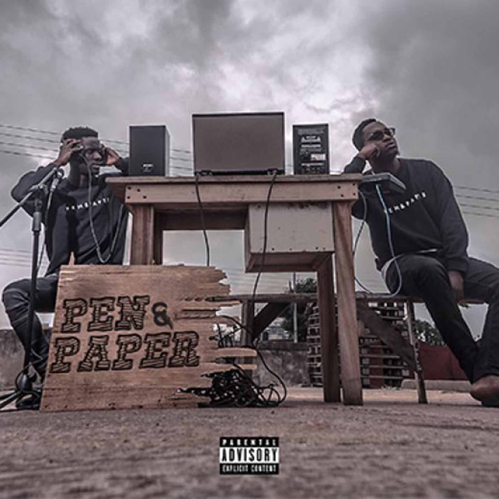 Album Review: Lil Shaker and Ko-Jo Cue's Pen & Paper