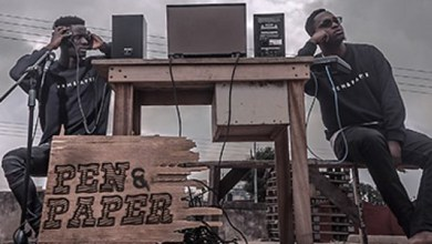 Photo of Album Review: Lil Shaker and Ko-Jo Cue's Pen & Paper
