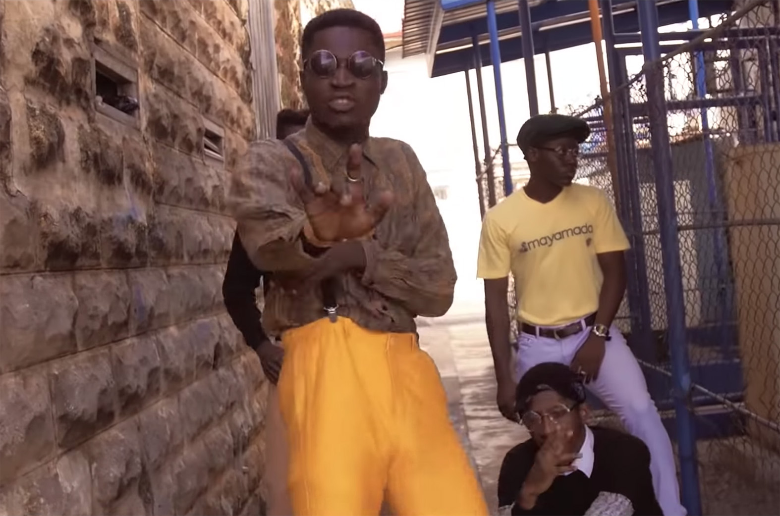 Video: DHOPE by Yung Sabo, Abiolizi & DJ Teezy