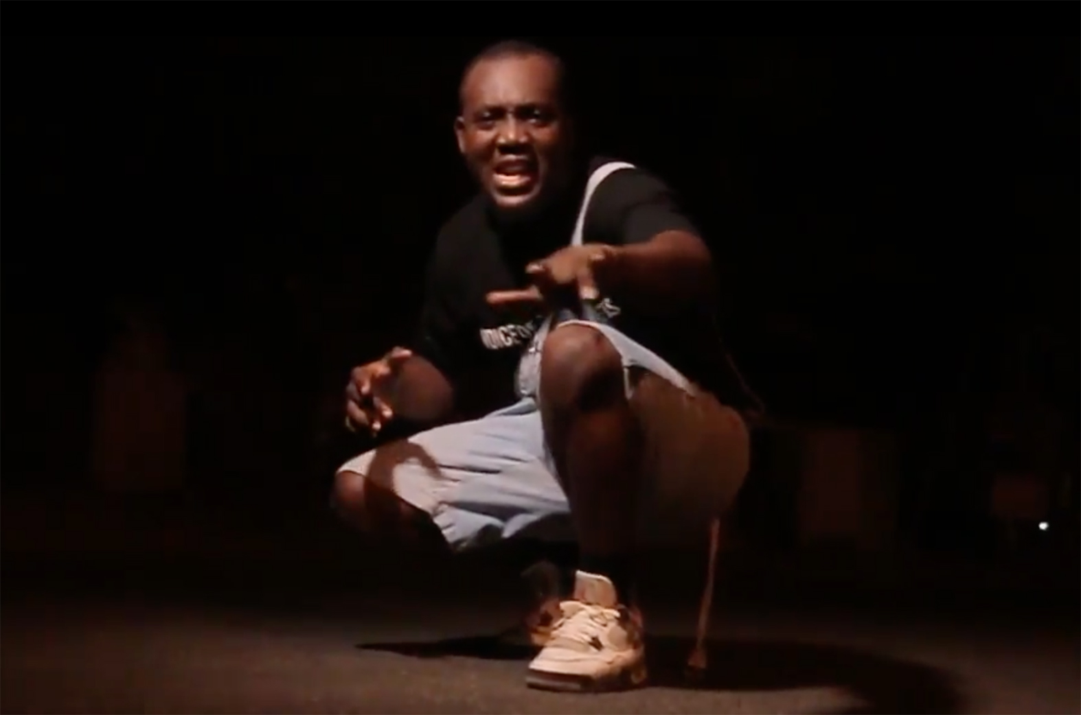 Video: Black Sheep (Freestyle) by Yeyo
