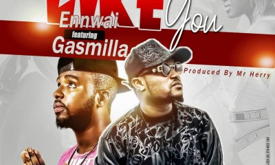 Like You by Ennwai feat. Gasmilla