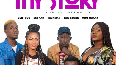 Photo of Audio: My Story by Purple Soul Records (AllStars)