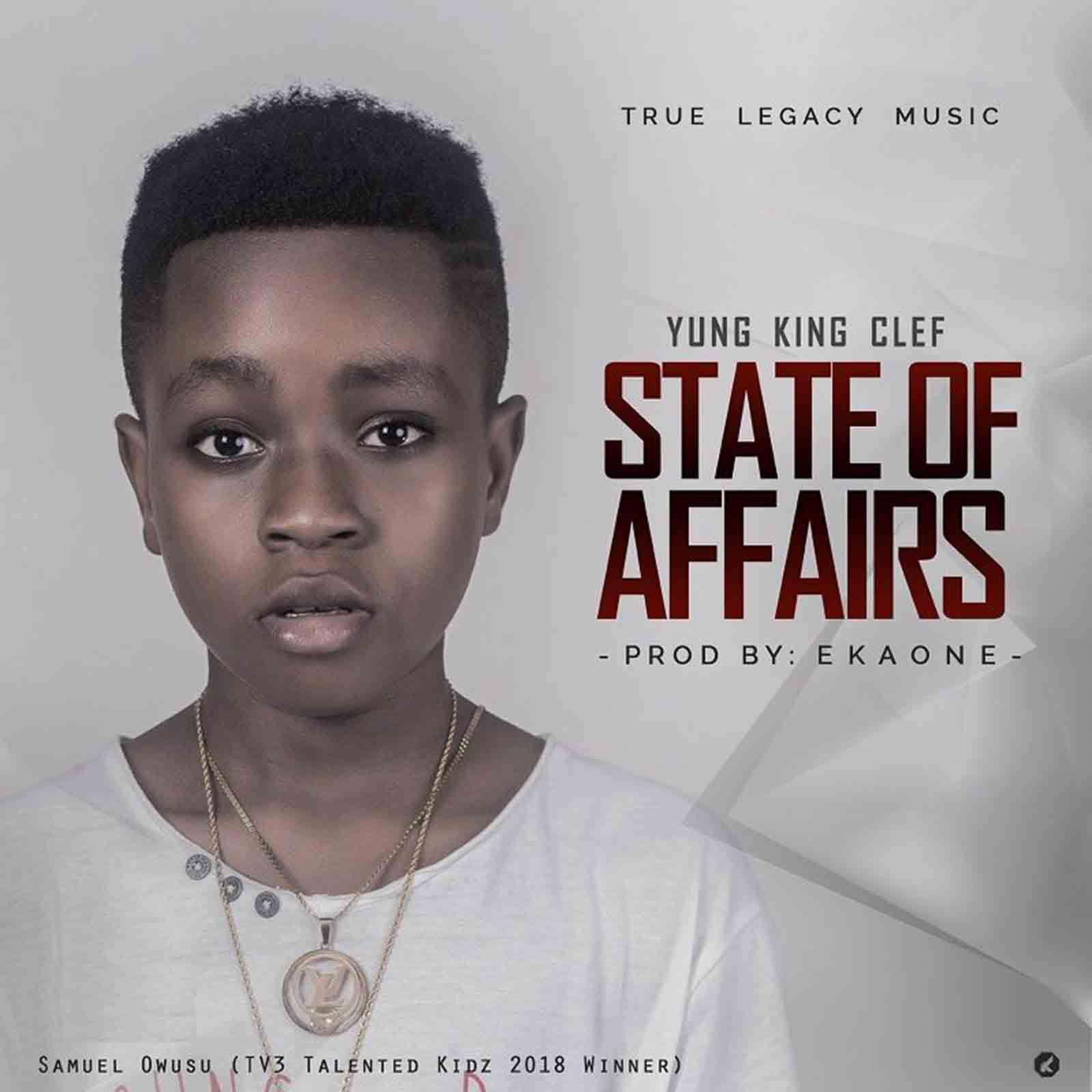 State of Affairs by Samuel Owusu