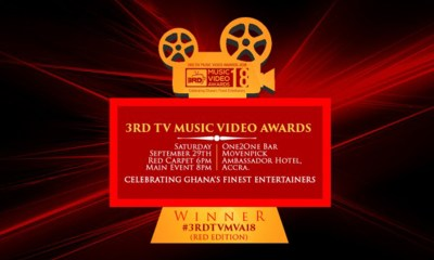 Full list of winners at first 3RD TV Music Video Awards