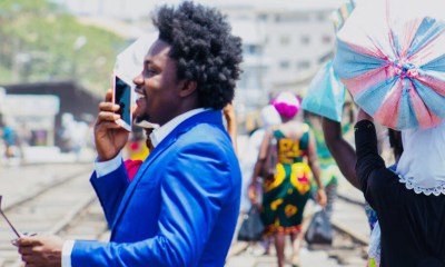 Get ready for AJ Nelson's debut album, Africa Rise