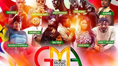 Photo of GH Allstar artistes ready for Ghana Music Awards UK 2018 event