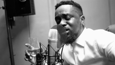 Video: My Advice (Freestyle) by Sarkodie