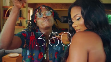 Photo of Video: 360 by Adi Virgo feat. Seyi Shay