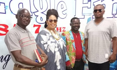 Appietus takes music project to the Central Region