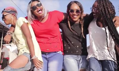 Video Premiere: Let's Go Remake by Shegah, Naji Star, Seeta Kamani & Tsoobi