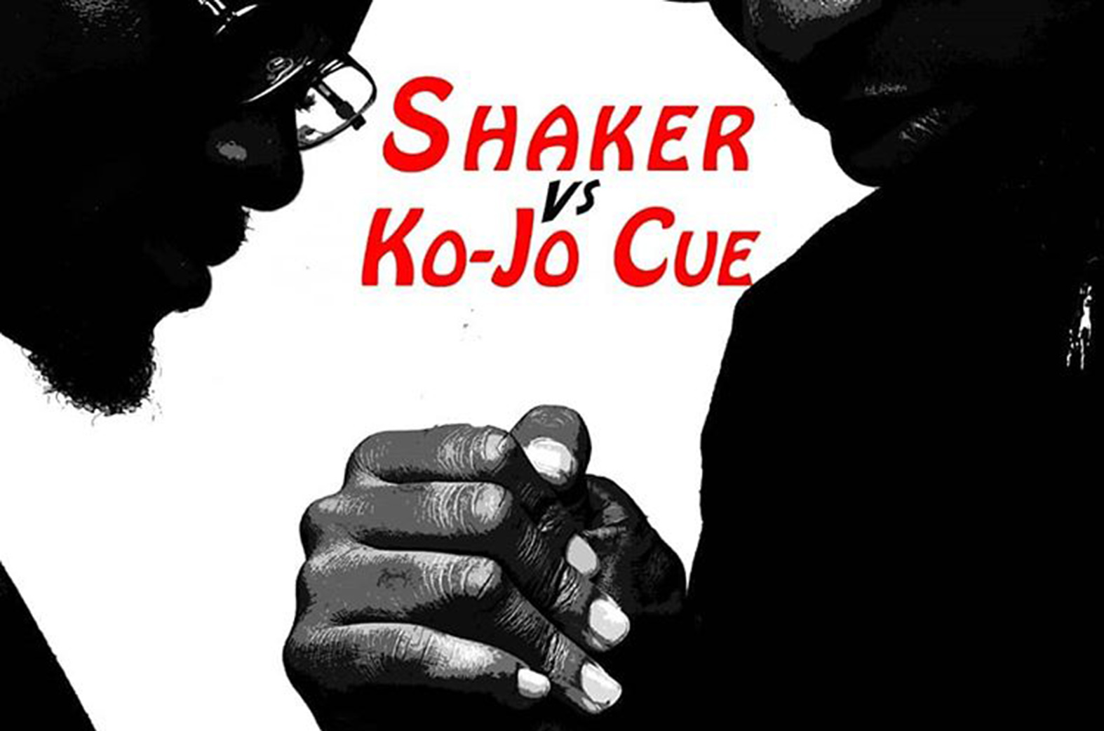 Shaker & Ko-Jo Cue joint concert on 26th October