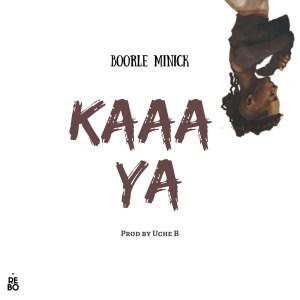 Kaaa Ya by Boorle Minick