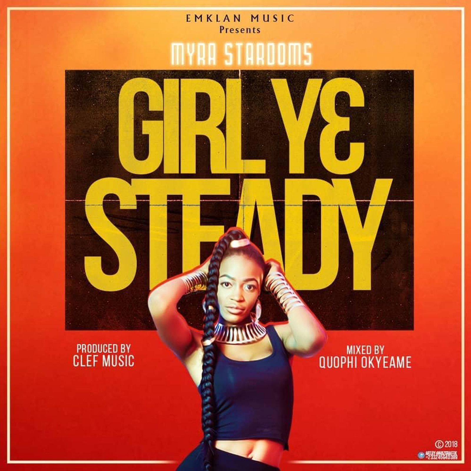 Girl Y3 Steady by Myra Stardoms
