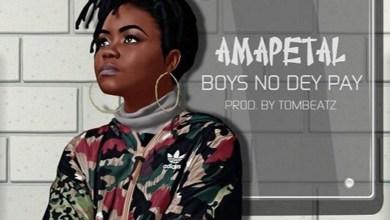 Photo of Audio: Boys No Dey Pay by Amapetal