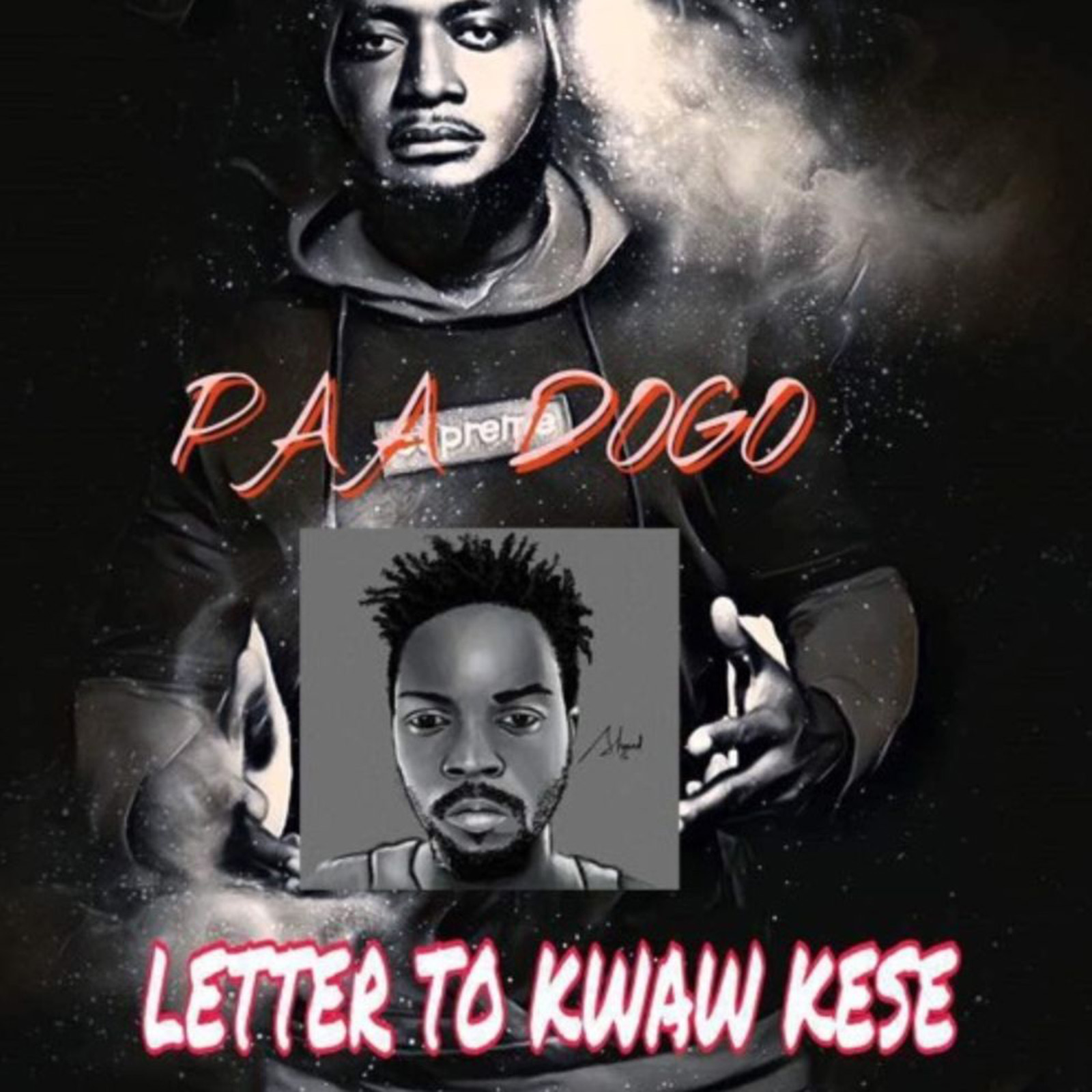 Letter To Kwaw Kese (Page 1) by Paa Dogo