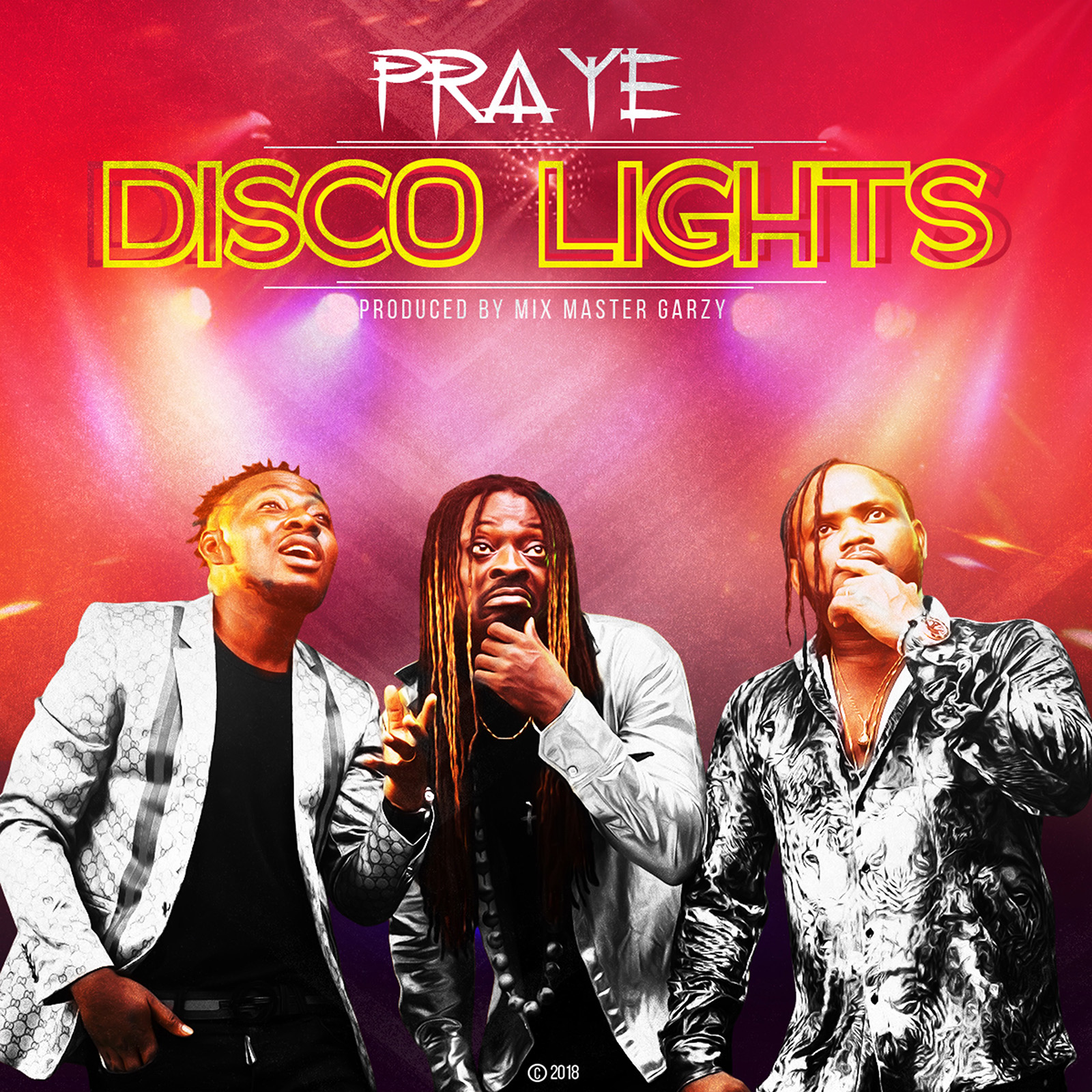 Disco by Praye