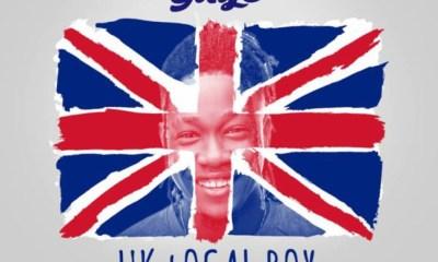 UK Local Boy by Dahlin Gage