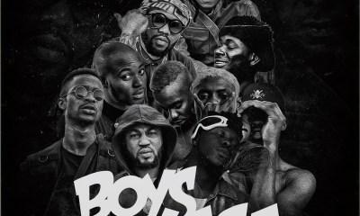 Boys Kasa by R2Bees feat. King Promise, Kwesi Arthur, Darkovibes, RJZ, $pacely, Humble Dis, Medikal & B4Bonah