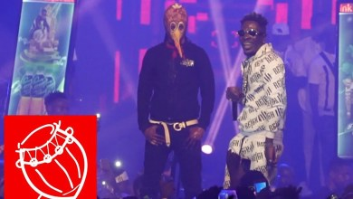 Photo of Video: Shatta Wale performs with live band music