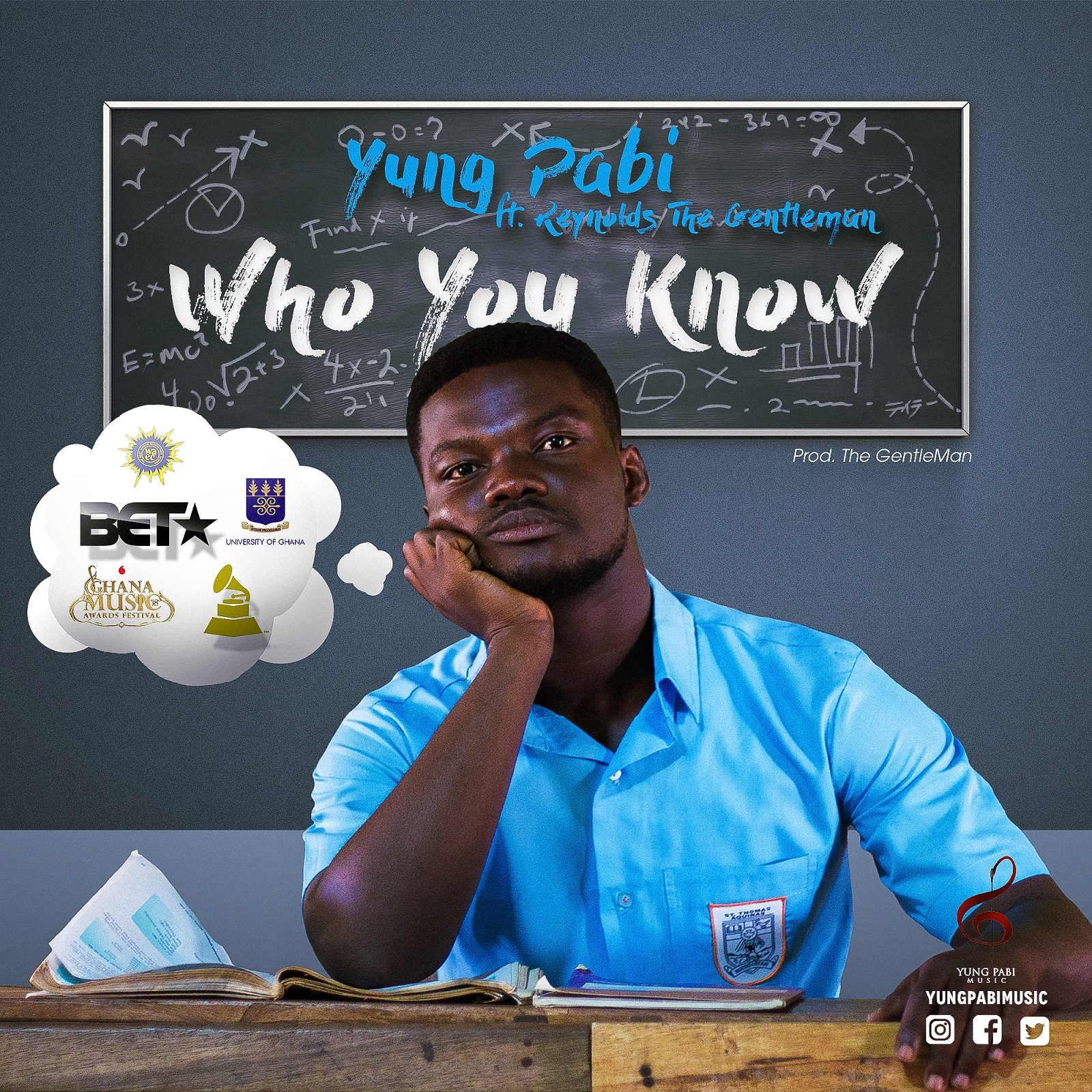 Who You Know by Yung Pabi