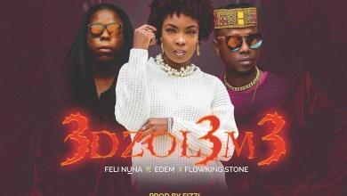 Photo of Audio: Edzoleme by Feli Nuna feat. Edem & Flowking Stone