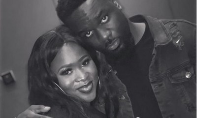 Sarkodie and Sista Afia might have a new song on the way