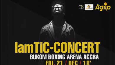 Photo of Tic to hold 'IamTiC Concert' at Bukom Boxing Arena