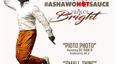 Photo of Audio: Small Thing by Prince Bright (Buk Bak)