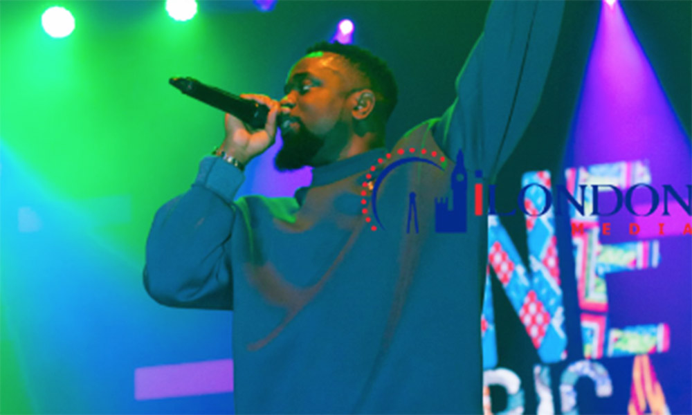 Dubai lits up as Sarkodie & Stonebwoy perform at One Africa Music Fest