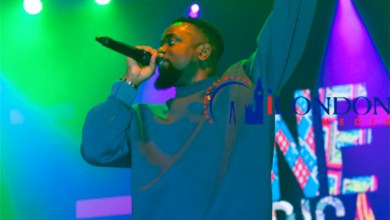 Photo of Dubai lits up as Sarkodie & Stonebwoy perform at One Africa Music Fest