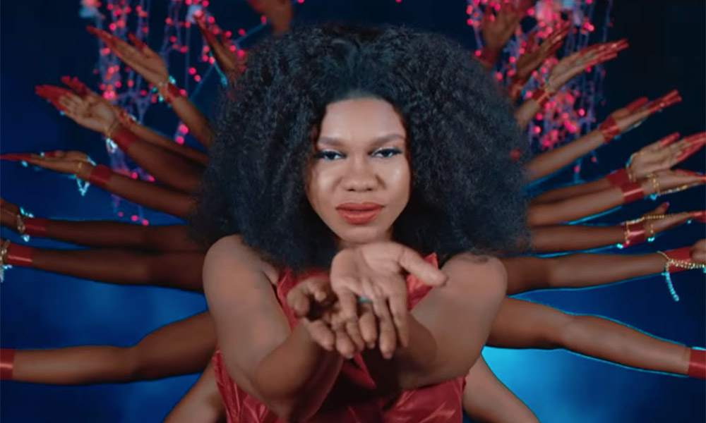 Video: Gina by Becca feat. Kizz Daniel