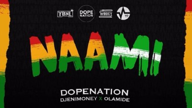 Photo of Audio: Naami by DopeNation, Olamide & DJ Enimoney