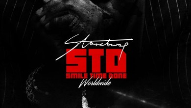 Photo of Audio: Smile Time Done (S.T.D/Worldwide) by Stonebwoy