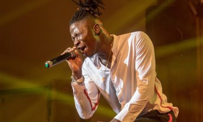 Stonebwoy rallies fans into the Fantasy Dome for 2018 BHIM Concert