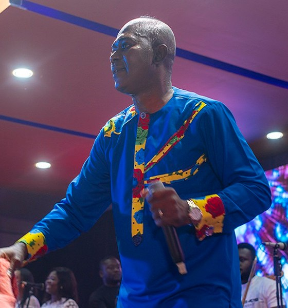 'New Covenant' album by Eld. Francis Agyei successfully launched