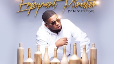 Photo of Audio: Enjoyment Minister (So Mi So Freestyle) by D-Black