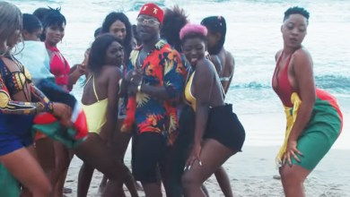 Photo of Video: Blow My Mind by Flowking Stone feat. Akwaboah