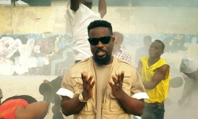 Biibi Ba by Sarkodie feat. LJ, Tulenkey, Frequency, Kofi Mole, ToyBoi, Yeyo, Amerado, 2Fyngers, O'Bkay & CJ Biggerman