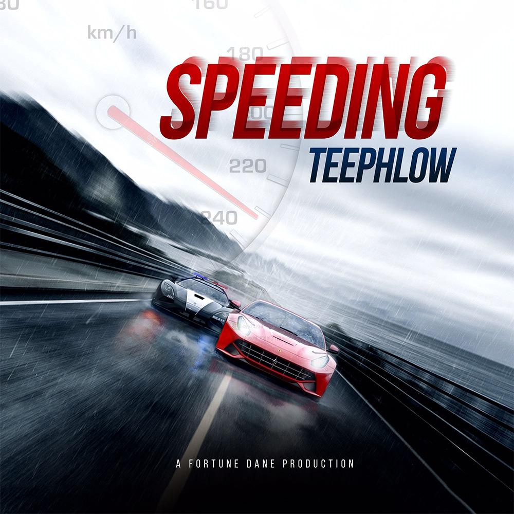 Speeding (Biibi Ba Cover) by TeePhlow