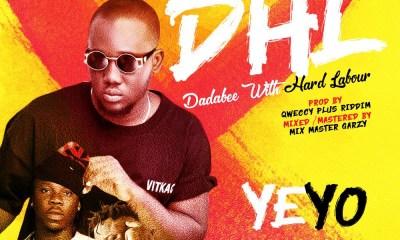 Dadabee With Hard Labour Remix by Yeyo feat. Stonebwoy & Medikal