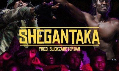 Shegantaka by Kirani AYAT feat. Wise Wan & Shadow