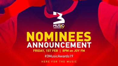 Photo of 3 Music Awards to announce 2019 nominees today
