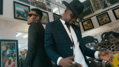 Photo of Video: Ebe God by Keeny Ice feat. Victor AD