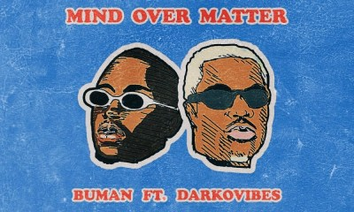 Mind Over Matter by BuMan feat. Darkovibes