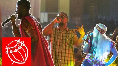 Photo of Video: Highlights of performances by Fuse ODG, Sarkodie, Stefflon Don, Joey B, & more at TINA Festival 2019