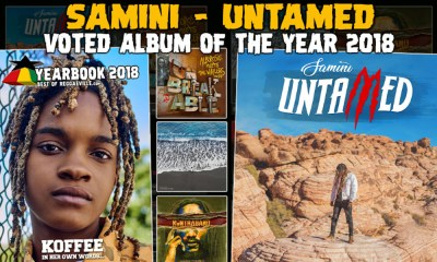 Samini's Untamed takes first place for top albums of 2018