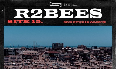 R2Bees announce release date of latest album, Site 15